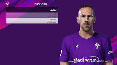 PES 2020 Faces Franck Ribery by So PES
