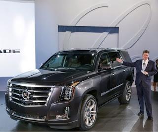 2018 Cadillac Escalade Modifications, prix, caractéristiques et date de sortie, revue