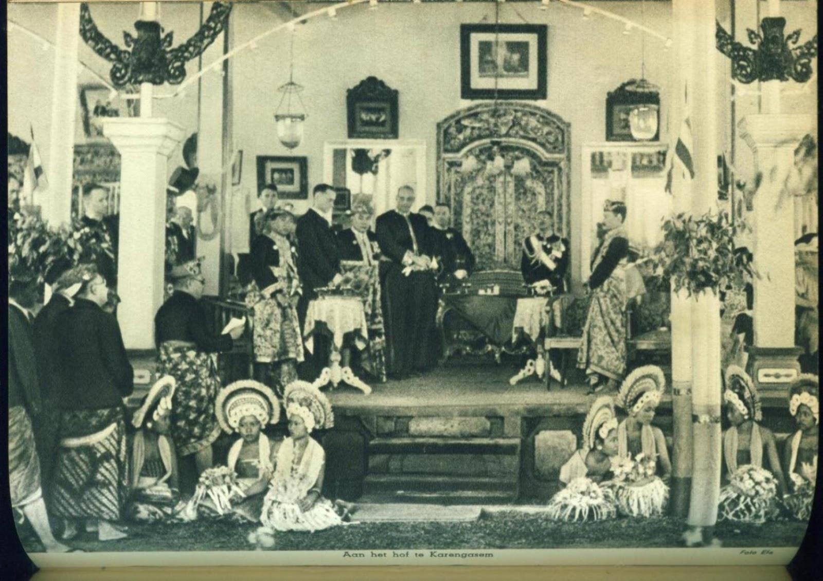 Bali Tempo Doeloe Masih Di Jaman Kolonial Belanda