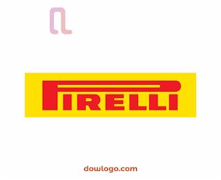 Logo Pirelli Vector Format CDR, PNG