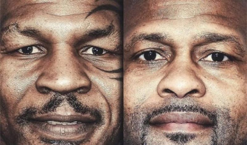 Mike Tyson Bakal Habisi Roy Jones Jr. di Ronde 1