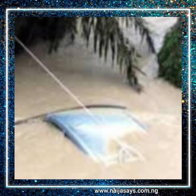 7 died as car ran into River