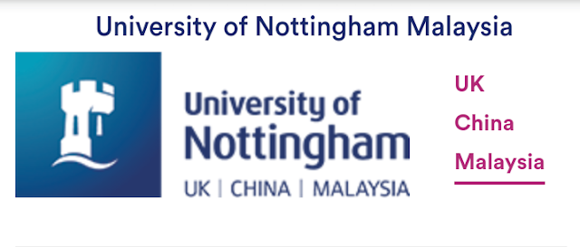 University of Nottingham Malaysia | Scholarship