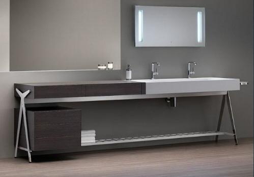 Modern dressing table furniture designs an interior design for Contemporary bathroom cabinet designs