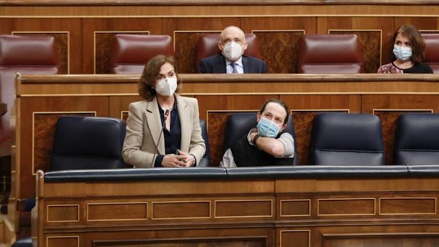 Carmen Calvo. Congreso