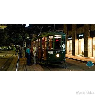 Tour di notte in Tram storico a Milano