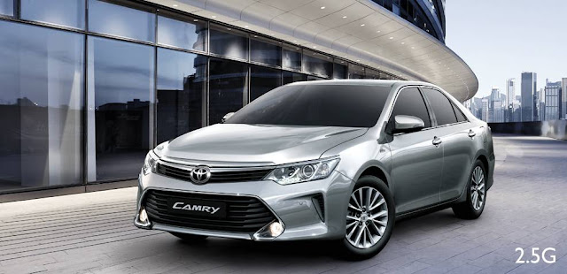 Giá Xe Toyota Camry 2015 tại Việt Nam