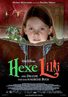 Lilly the Witch The Dragon and the Magic Book ลิลลี่แม่มดมือใหม่