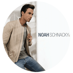 Lirik Lagu Noah Schnacky - I'll Be The One - Arti + Terjemahan
