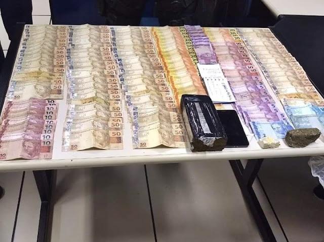 Polícia Civil prende homem por tráfico de drogas em Cordeiro