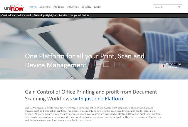uniflow-software-management