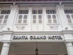 Hotel Murah di East Coast/Katong Singapore - Santa Grand Hotel East Coast