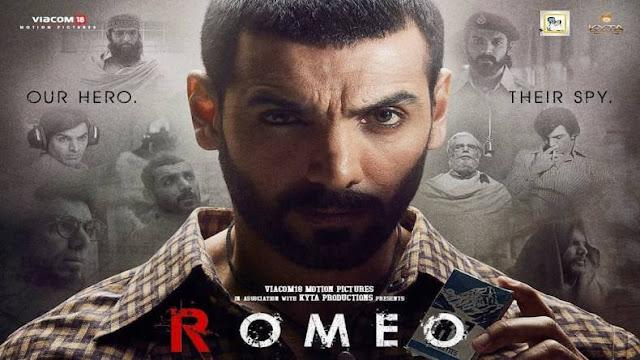 RAW - Romeo Akbar Walter (2019) Hindi HDRip Free Watch and Download