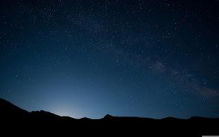 Berapa jarak antara langit dan bumi?