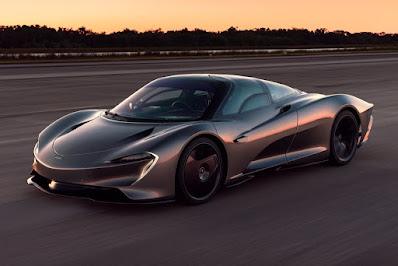 2020 McLaren SpeedTail Review