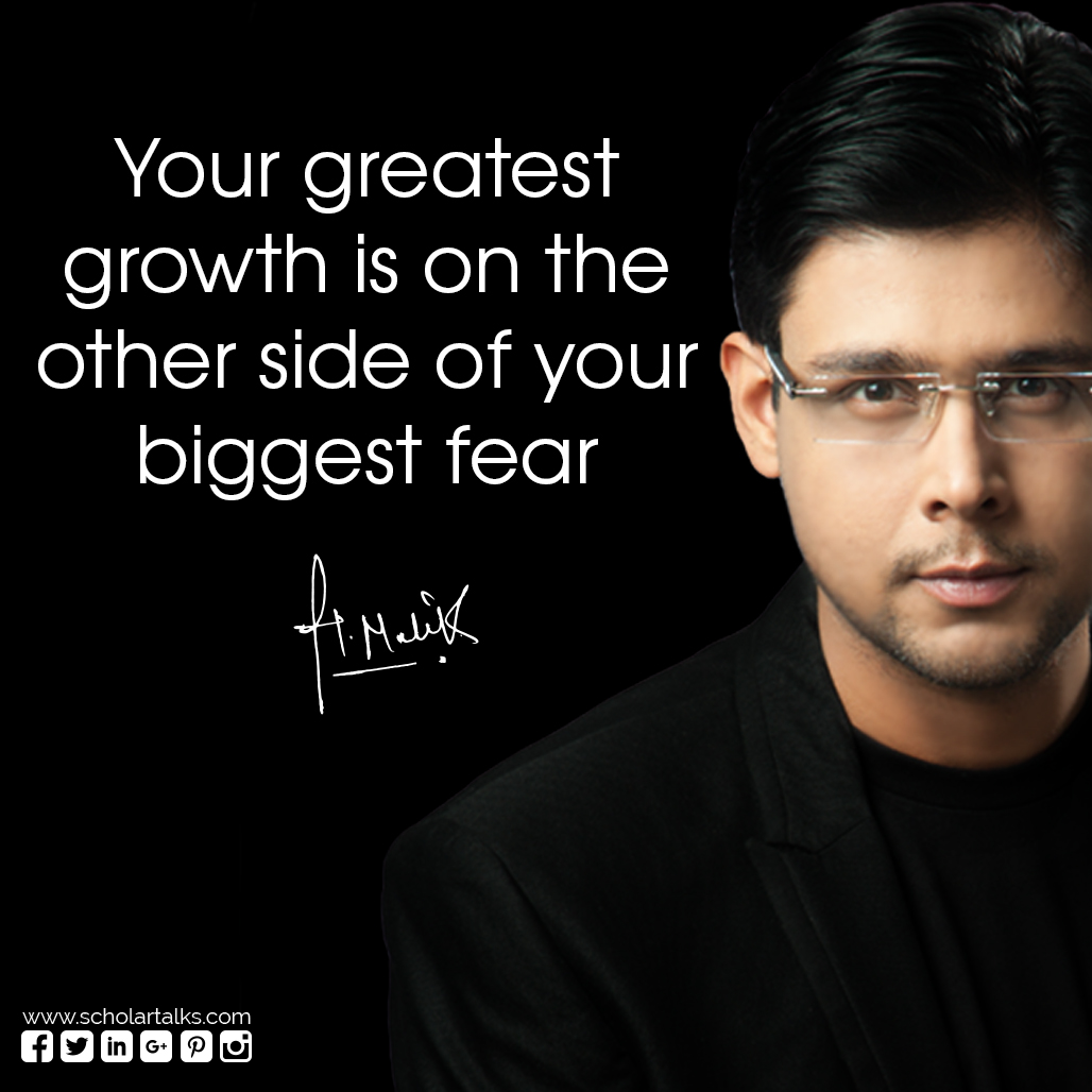 Saturday, July 2, 2016  What Is Your Greatest Fear