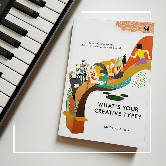 What's Your Creative Type? - Meta Wagner (Review Buku)