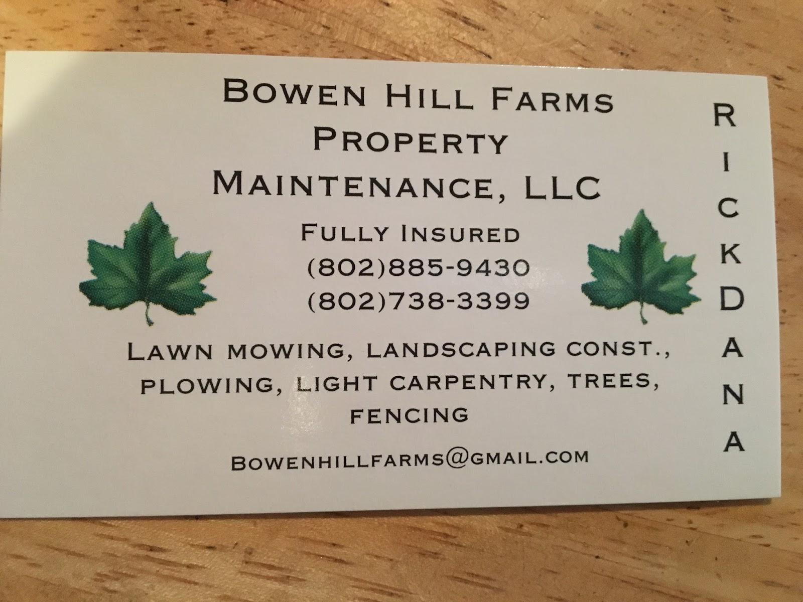 Flower Farm Business Cards | Gardening: Flower and Vegetables