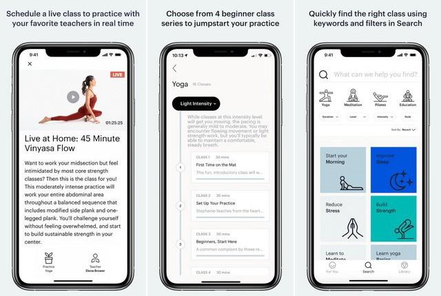 أفضل تطبيقات تمارين رياضية للنساء للايفون
