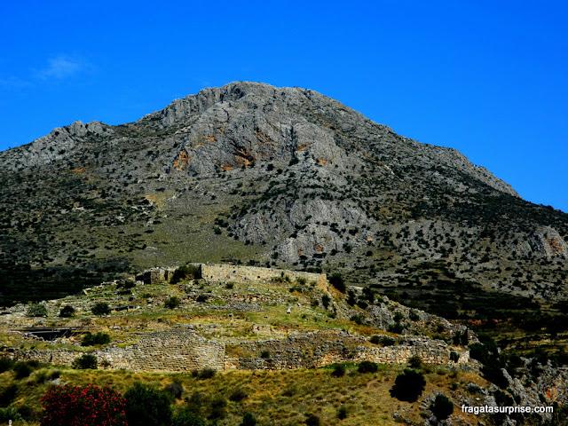 Sítio Arqueológico de Micenas, Grécia