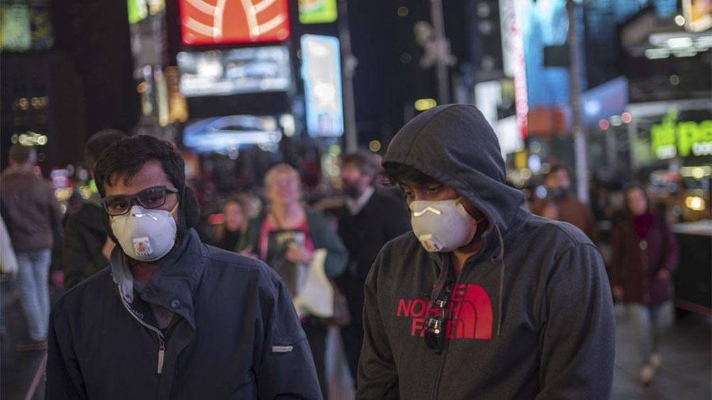 Estados Unidos: un modelo estadístico predice que habrá 134.000 muertos por coronavirus