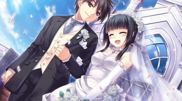 Daftar Anime Romance Ending Menikah
