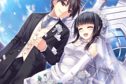 20 Anime Romance Ending Menikah dan Bahagia