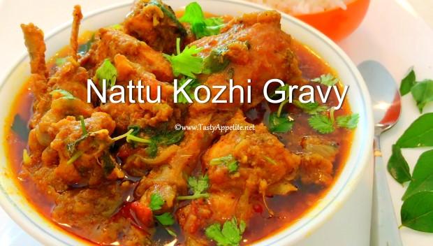 natu kozhi curry