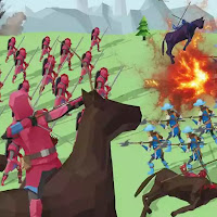 Total Dude Battle Simulator Mod Apk (Unlimited Diamonds)