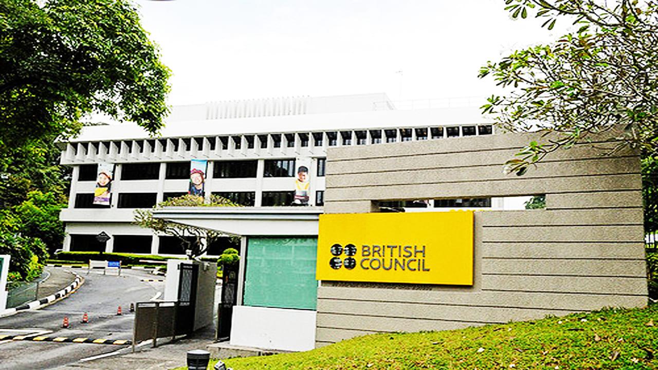 كورس معتمد من معهد British Council البريطاني للغة الأنجليزية ُEnglish