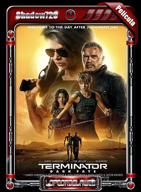 Terminator: Dark Fate (2019) | 720p H264 Dual Audio