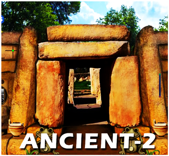 Mirchigames - The Ancient Escape - 2