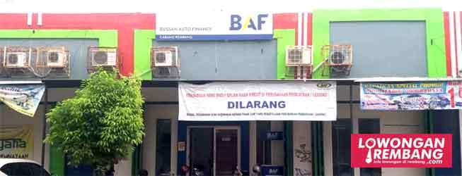lowongan finance rembang