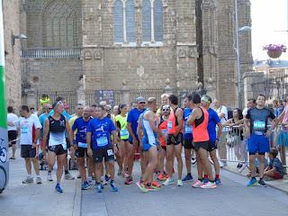 Clasificaciones y Fotos de la Milla Astorga 2018