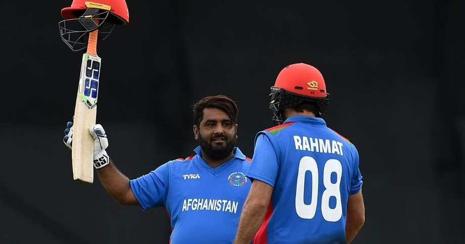 Afghanistans Mohammad Shahzad suspended by ICC