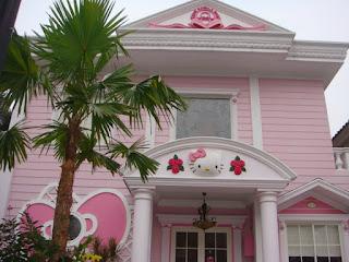 Gambar Rumah Hello Kitty Asli 6