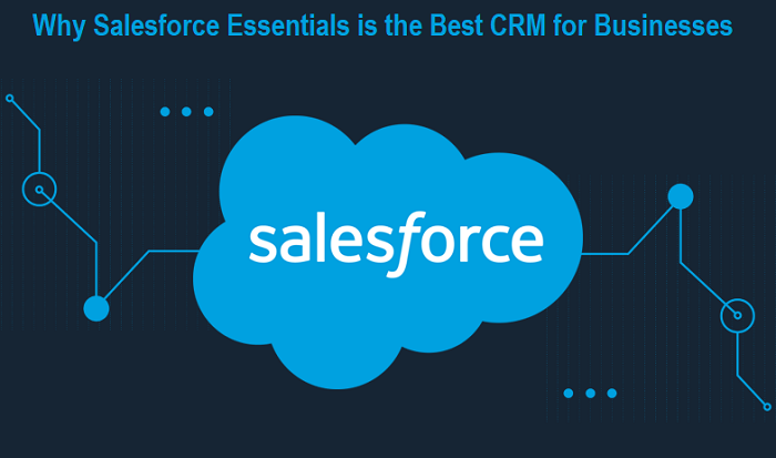Why Salesforce Essentials is the Best CRM for Businesses