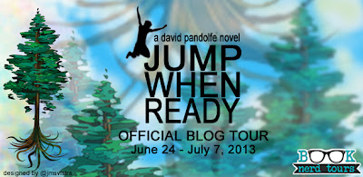 Review ~ Jump When Ready by David Pandolfe Blog Tour