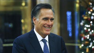 Mitt Romney, 29 de noviembre de 2016Lucas JacksonReuters