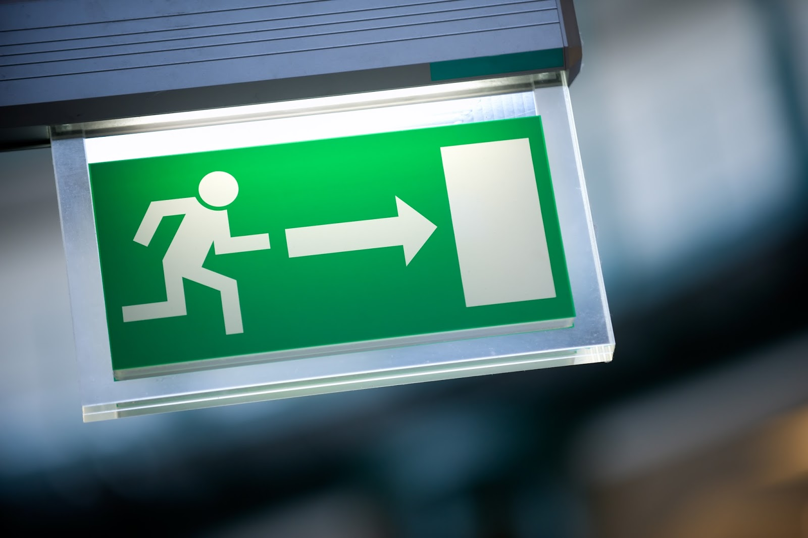 Exit Sign Standard