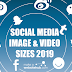 Social Media Images and Video sizes and dimensions in Pixel learning