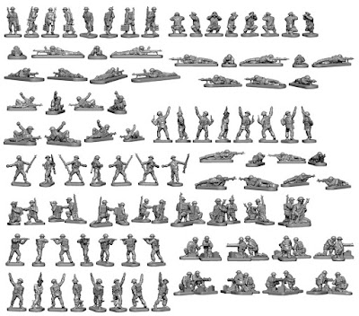British Infantry Renders picture 4