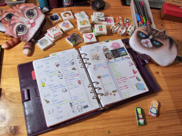Plan with me: Woche #17 2017