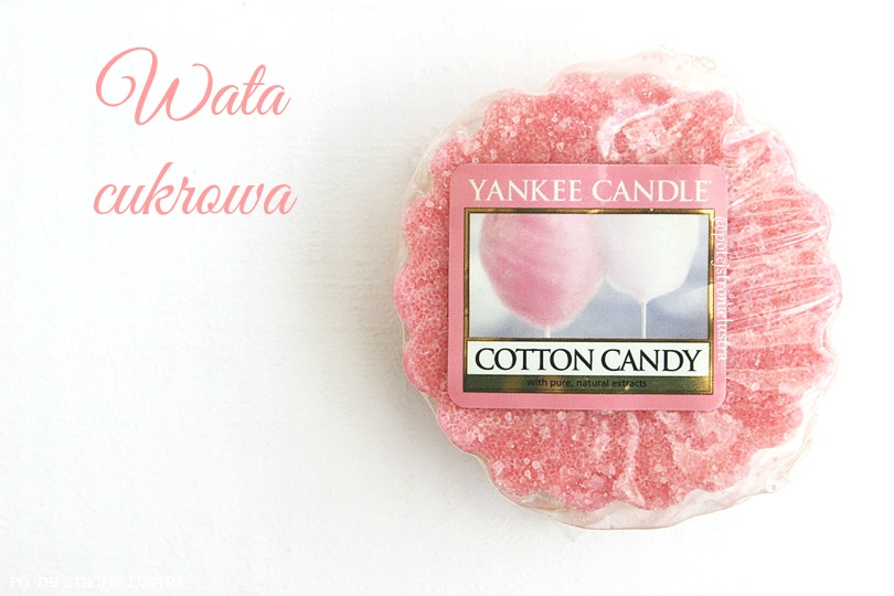 yankee candle cotton candy blog