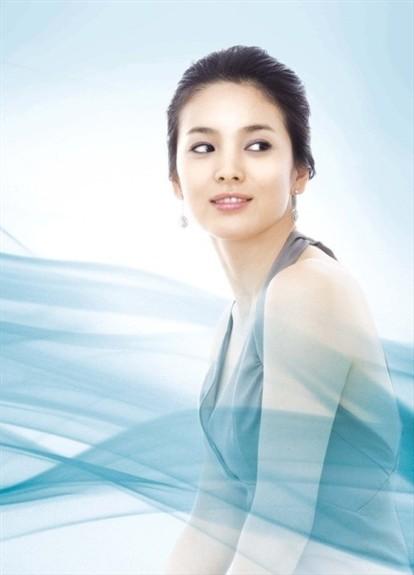 Sexy Girl Korea Beautiful Actress Song Hye Kyo Photos -3095