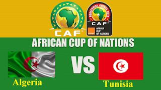 African Nations Cup 2017 Gabon  Algeria vs Tunisia الداربي المغاربي في كأس امم افريقيا بين الجزائر و تونس يوم 19-01-2017