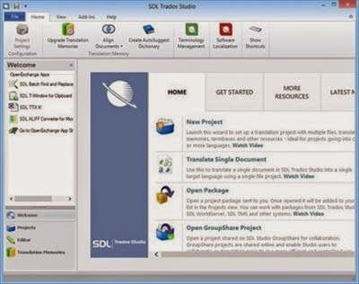 sdl trados studio 2011 free download with crack