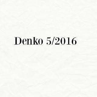 Denko 5/2016