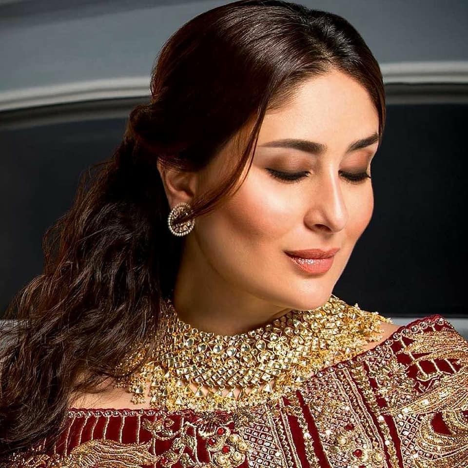 Attractive Kareena Kapoor Marriage Dress Sketch - Wedding Plan Ideas ...
