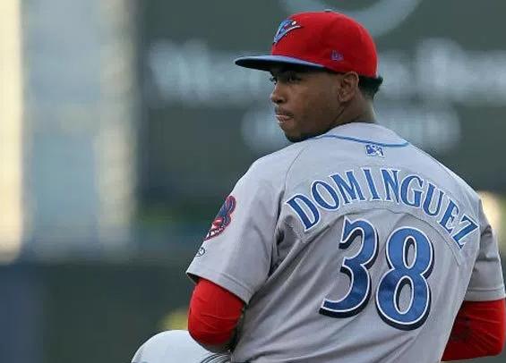 Seranthony Dominguez and the Philadelphia Phillies
